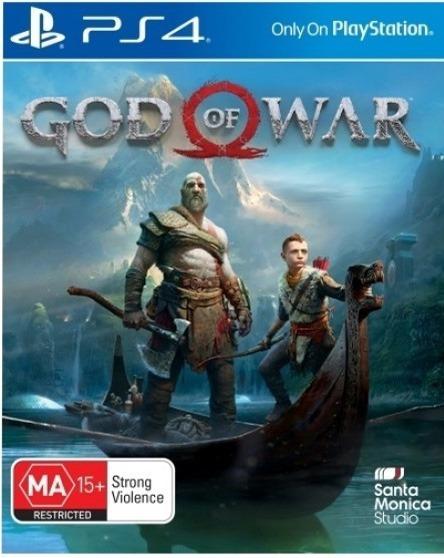 God Of War Ps4 Psn Code 1 Português