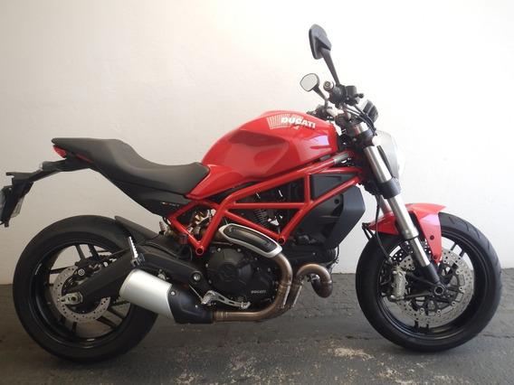 Ducati Monster 797 - Único Dono - Impecável !
