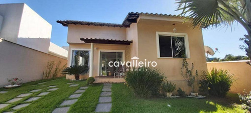 Excelente Casa Em Condomínio Proximo A Rodovia - Ca4768