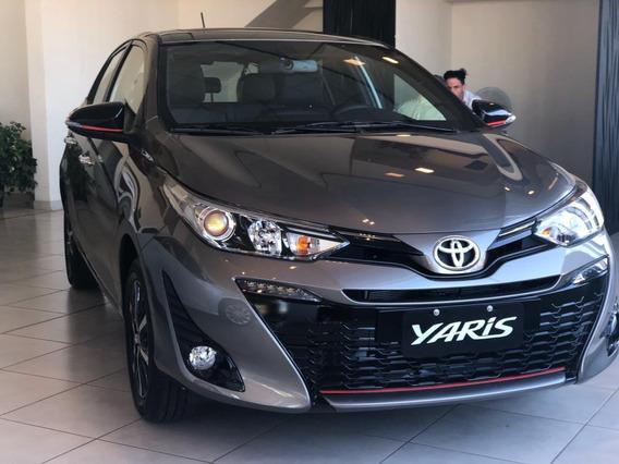 Toyota Yaris S M/t 5p Okm 2020 J