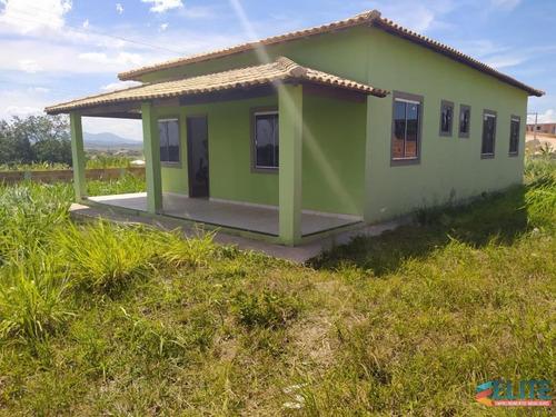 Casa Para Venda Em Saquarema, Vilatur, 2 Dormitórios, 1 Suíte, 2 Banheiros - E088_2-1169168