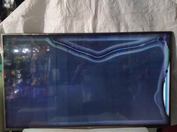 Tv,LG,47lb6500sf, Pra Retirar Peças,tela Quebrada,ver Fotos