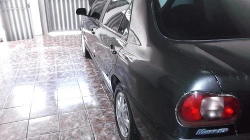Imagem 1 de 6 de Fiat Marea 1999 2.0 Elx 4p 142 Hp