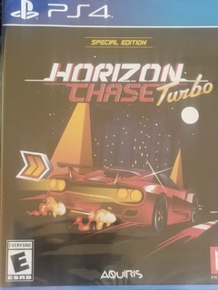 Horizon Chase Turbo Ps4 Nuevo Sellado Delivery Stock Ya