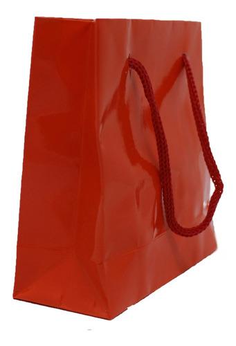 Sacolinha Para Presente E Bijuterias - 10x10 Cm - 100 Unid