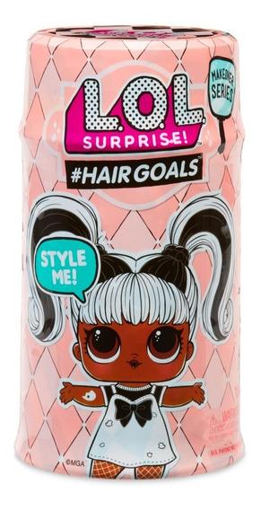 L.o.l. Surprise Hairgoals - Makeover Series -15 Surpresas