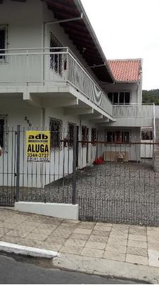 Kitnet Residencial Para Locação, Fazenda, Itajaí. - Kn0017