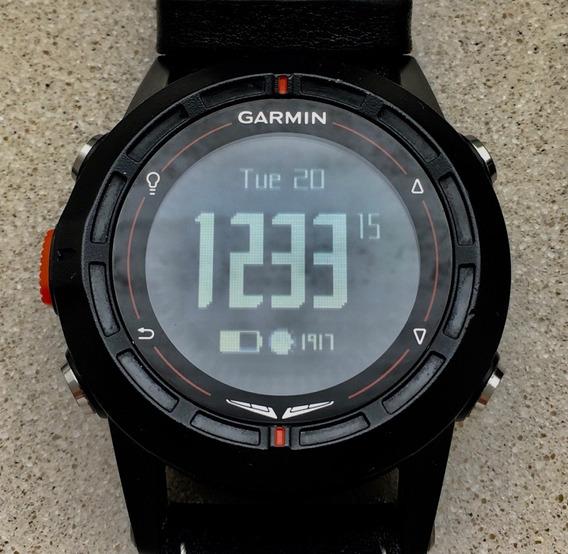 Relógio Garmin D2 Gps Com 3 Pulseiras