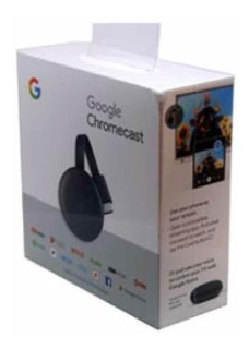 Adaptador Chromecast 3 Google Original Envío
