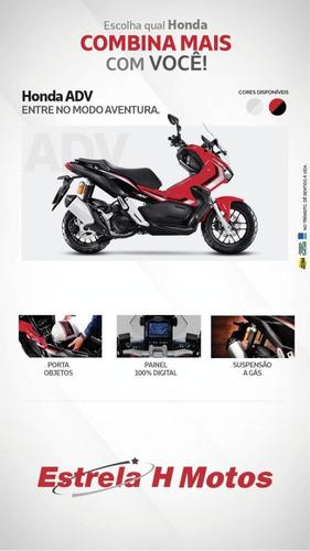 Consórcio Solução - Honda Adv