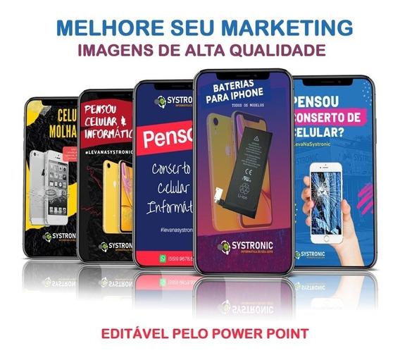 Pack Imagens Instagram Editável Para Assistência De Celular