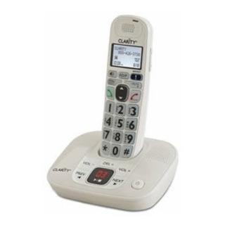 Teléfono Inalámbrico Clarity Clarity-d712 Con Contestadora