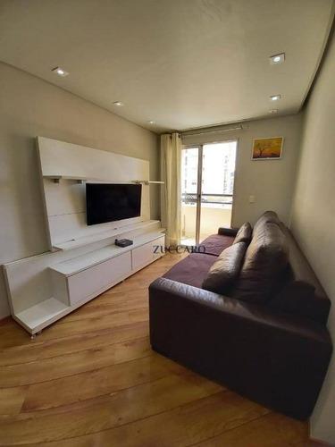 Apartamento À Venda, 64 M² Por R$ 375.000,00 - Vila Galvão - Guarulhos/sp - Ap16980