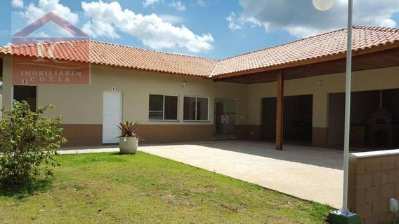 Casa Com 2 Dormitórios À Venda, 56 M² Por R$ 220.000 - Cotia - Cotia/sp - Ca1065