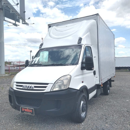 Iveco 35s14 Ano 2011 * Ducato Master Renault 3/4 Vw 5.140