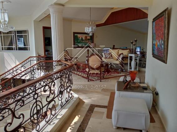 Coalición Vende Casa Tipo Mansión En Cerro Alto-