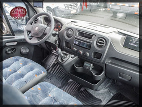 Renault Master 2.3 Passageiro Executiva L3h2 16l 2016