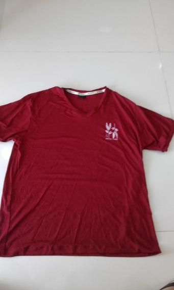 Camisa Hizzon Tam Gg Masculina Vermelha