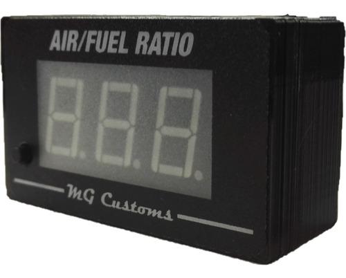 Wideband Mg - Medidor De Air/fuel Ratio - Mg Customs