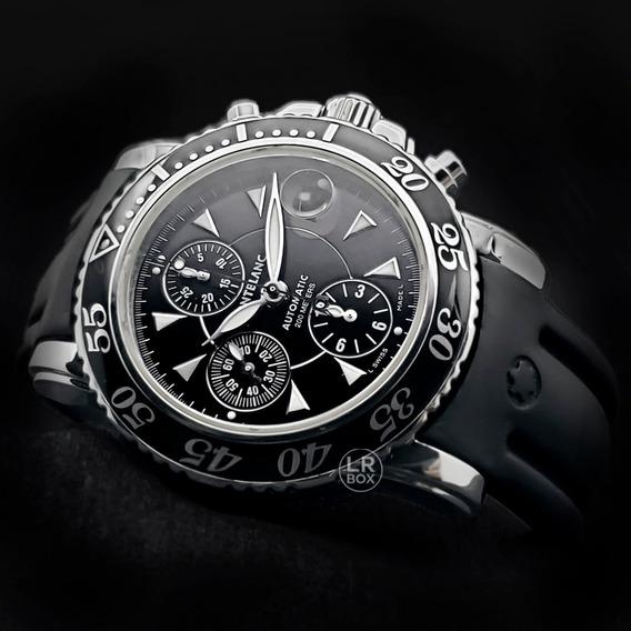 Montblanc Sport Chronograph Automatic Meisterstuck 41mm