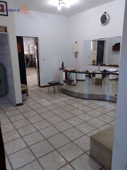 Ponto Comercial, 280 M². R$ 2.000.000 - Vila Ema - São José Dos Campos/sp - Pt0305