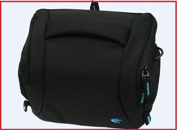 Bolsa Easy Ec-8207 Para Câmera E Acessórios Fotográficos