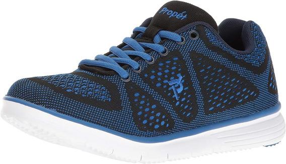 Tenis Propet 4068 Hombre Correr Azul