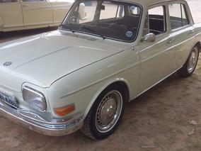 Vw 1600 Ze Do Caixão 1969 Impecável