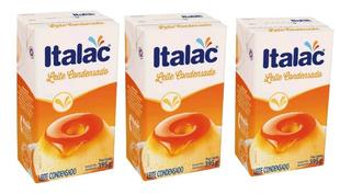 Kit Caixa 27 Leite Condensado Italac 395g Cada Atacado!