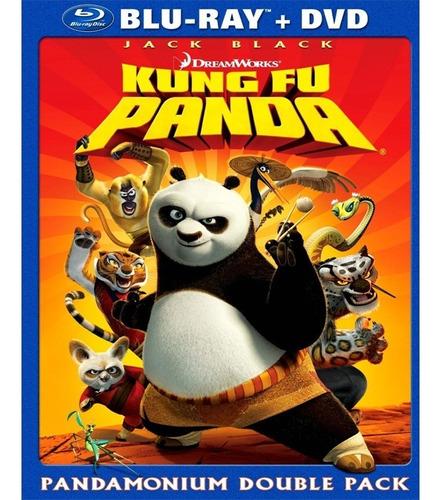 Blu-ray  Kung Fu Panda