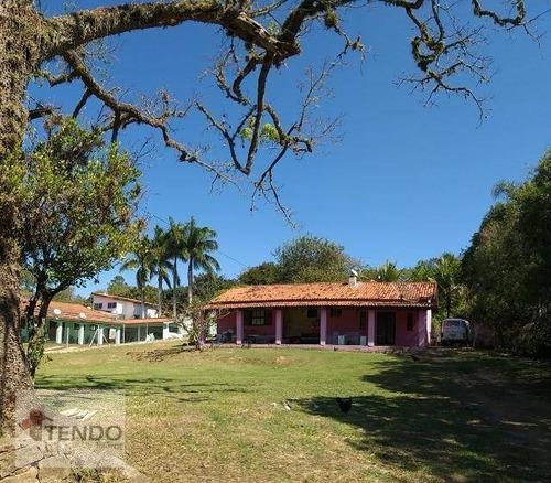Imagem 1 de 15 de Chácara Com 4 Dormitórios À Venda, 2118 M² Por R$ 565.000 - Jardim Santa Elisa - Itupeva/sp - Ch0063