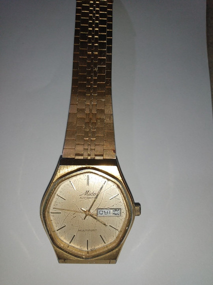 Relógio Mido Automático Original, Relíquia, Segundo Dono
