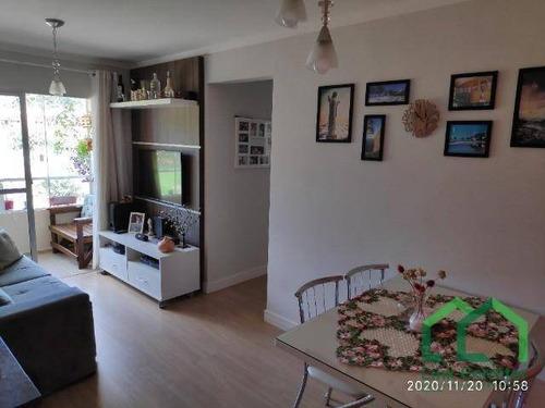 Apartamento À Venda, 60 M² Por R$ 350.000,00 - Parque Prado - Campinas/sp - Ap1889