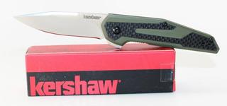 Canivete Kershaw Fraxion, Carbon Fiber, Original, #1160ol