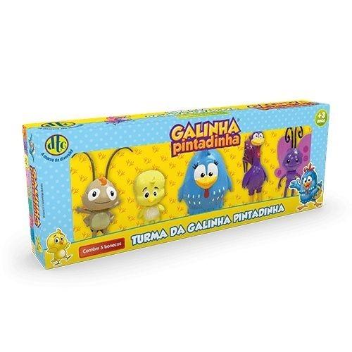 Galinha Pintadinha - Turma Da Galinha Dtc 4991