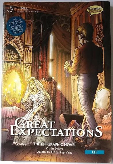 Livro Great Expectations - Brigit Viney + Cds