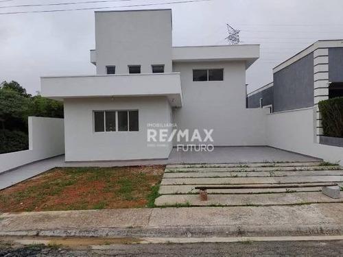 Casa Com 3 Dormitórios À Venda, 220 M² Por R$ 600.000,00 - Portão Vermelho - Vargem Grande Paulista/sp - Ca0010