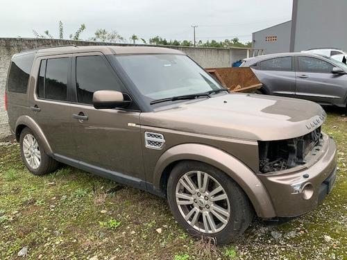 Imagem 1 de 14 de Land Rover Discovery 3 Sucata Para Retirar Peças Usadas