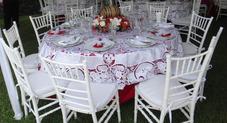 Jardin De Eventos Sociales, Cenas, Comidas De Fin De Año