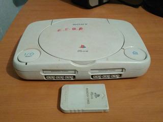 Playstation 1 Chipeado Lente Malo (5vds)