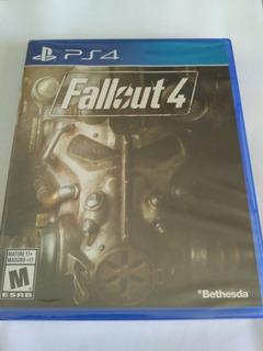 Fallout 4 Ps4 Nuevo Sellado Envio Gratis