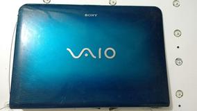 Carcaça Da Tela Note Sony Vaio Pcg 61315