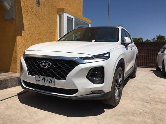Santa Fe Tm 2.2 Crdi E6 At 4wd Limited