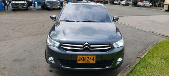 Citroën C-elysée Mecanico
