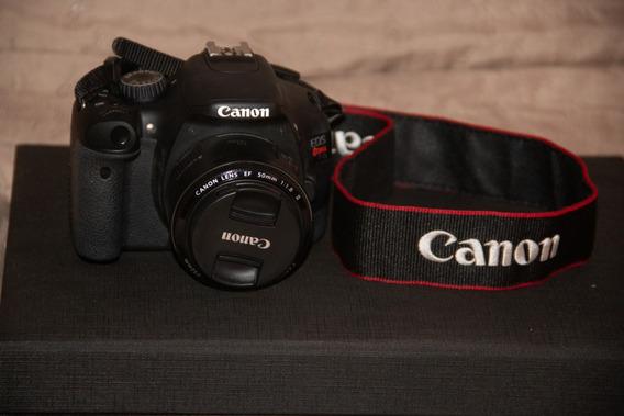 Câmera Canon T2i Rebel ***(somente O Corpo)***