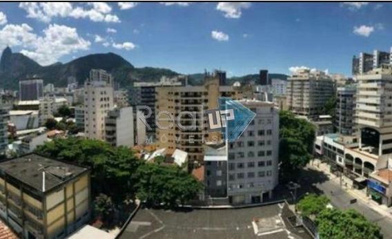 Apartamento Com 1 Quartos Para Comprar No Botafogo Em Rio De Janeiro/rj - 18214