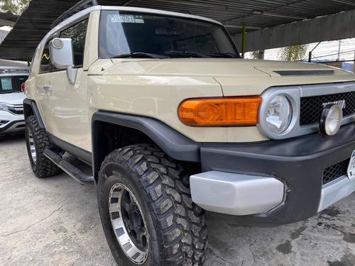 Imagen 1 de 8 de Toyota Fj Cruiser Blindada N3 Plus