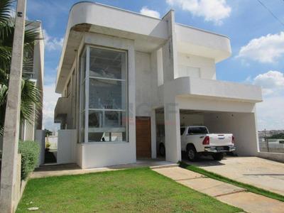 Casa Com 4 Dormitórios À Venda, 298 M² Por R$ 1.050.000 - Swiss Park - Campinas/sp - Ca5158