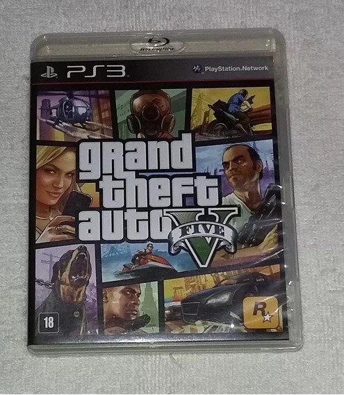 Gta V Gta 5 Ps3 Legendas Portugues ** Leia