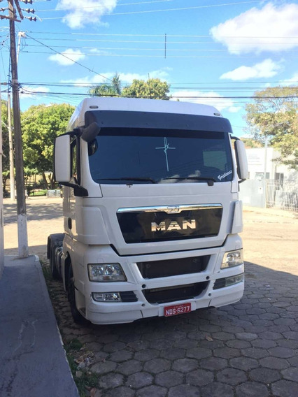 Cavalo Man Tgx-28.440 6x2 2014